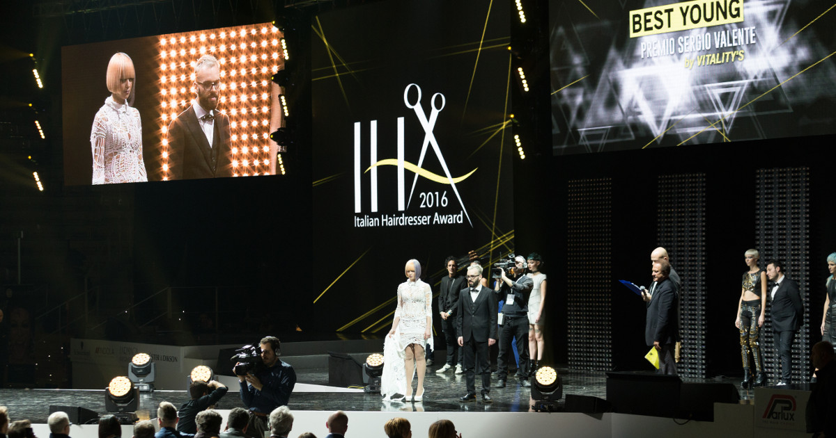 Thomas Dughiero finalista best young on hair Torino 2016